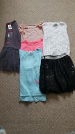 Girls clothing bundle age 7 to 8