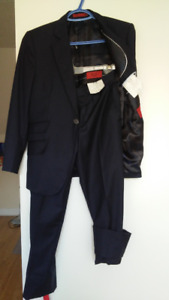 Boys' Navy Suit