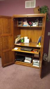 Computer armoire