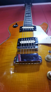 Hagstrom Super Swede - Sunburst with coil tap