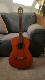 Vintage Suzuki Nagoya Classical 6 String Guitar, Made in Japan