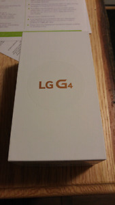 LG G4 NEW IN BOX ($$$ reduced)