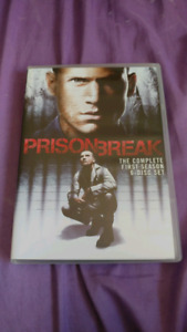 Prison Break Complete First Season
