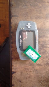 Game Boy Advance and Pokemon Emerald $20
