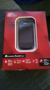 Huawei Ascend Y201 - Brand New In Box - Locked to Virgin/Bell