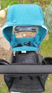 Double Stroller - Joovy Caboose ultralight