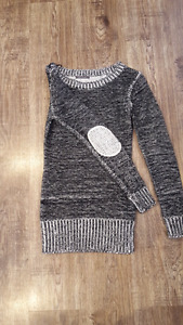 Two Knitted Sweaters! Suzy Shier and forever 21