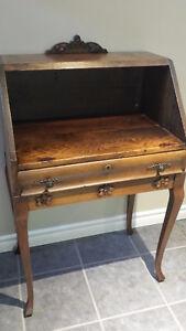 Antique Walnut Entrance /Side Table