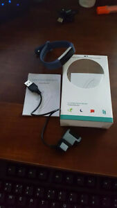 Fitness wrist band never used