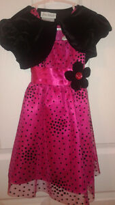 Two girls dresses size 3