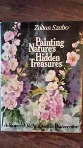 ZOLTAN SZABO - Painting Nature's Hidden Treasures - $25
