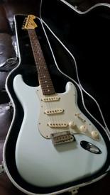 Fender Classic Player 60's strat Sonic Blue Stratocaster custom shop