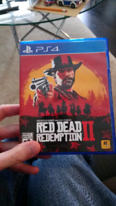red dead redemption 2 ps4 trade for...