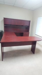Cherry Desks