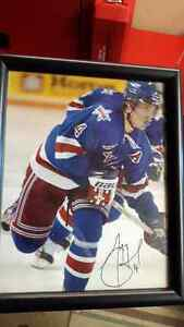 Gregory Campbell Rookie signed picture Kitchener / Waterloo Kitchener Area image 1