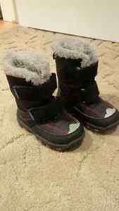Boys Winter Boots, Infant Size 5