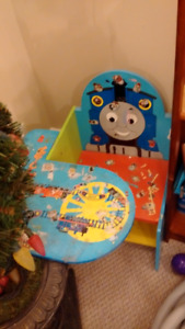 Thomas and Friends toddler table