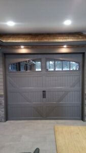 New Richards-Wilcox Briarcrest Garage Door