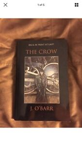 The Crow graphic novel