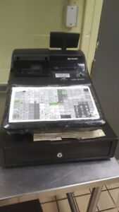 Sharp Cash Register model ER-A570