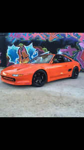 1993 Toyota MR2 ROLLING SHELL