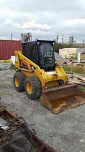 Cat 236.B3 Skid Steer