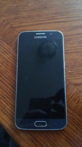 Samsung Galaxy S6 comme neuf!!