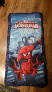 Sac de couchage Spiderman