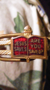 Assorted Salvation Army Pins