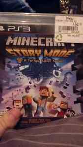 Mine craft story mode for sale