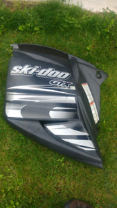Skidoo Rev panels and hood