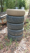 16 inch Toyota hilux rims and wheels Kyogle Kyogle Area Preview