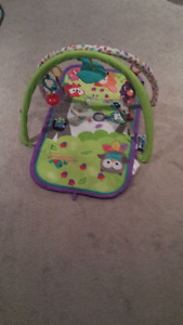 Fisher - price 3 in 1 musical activity gym
