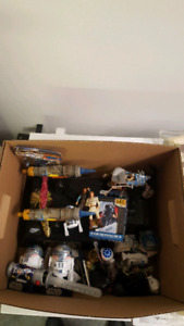 Huge collection of star wars stuff