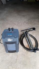 AQUA ONE External Canister Filter Pump