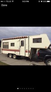 1988 Fifth wheel