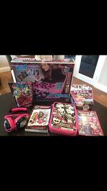 Monster High Bundle items