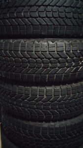 4 firestone winterforce winter tires 185 65 14