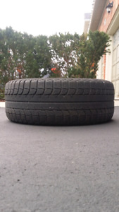 AUDI  A4  OEM RIMS AND TIRES