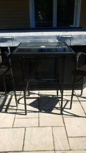 Patio Bar Table (NO CHAIRS - TABLE ONLY)