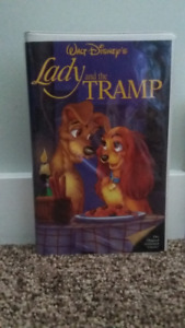 Lady and the Tramp Black Diamond Edition