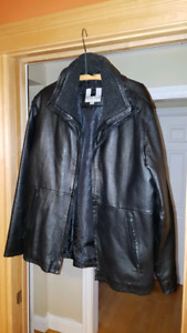Pelle Cuir leather jacket