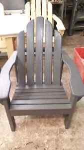 Adirondack chair  3 sizes available