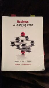 Office administration book, business a changing world. St. John's Newfoundland image 2