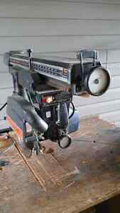 Radial Armsaw, Sears 10 inch