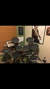 Yamaha DTX electronic drum kit