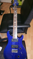 PRS SE Custom 7 Royal Blue