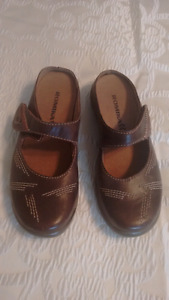 Romika Leather Mary Janes