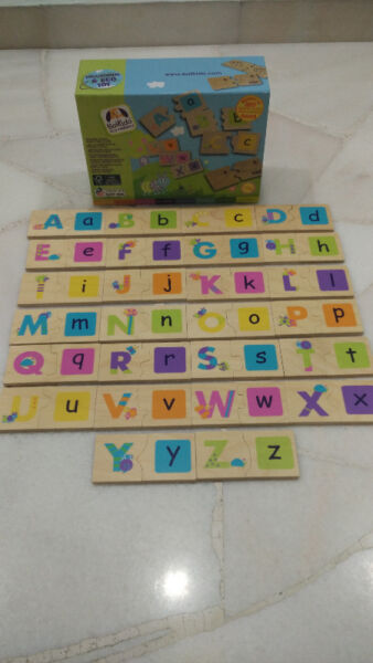Brand New Boikido Eco-Friendly Matching Game