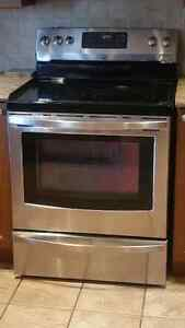 Stainless stove bought March 2015